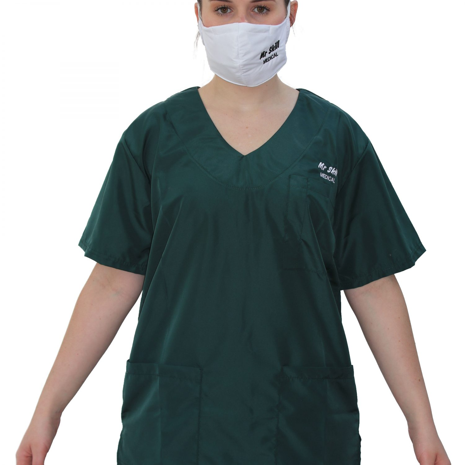 Medical Scrub Tops